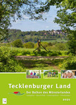 Titel Reisemagazin Tecklenburger Land 2021