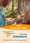 Geocaching Faltplan Steinbecker Runde