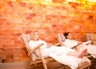 Ringhotel Teutoburger Wald Wellness in der Salzgrotte