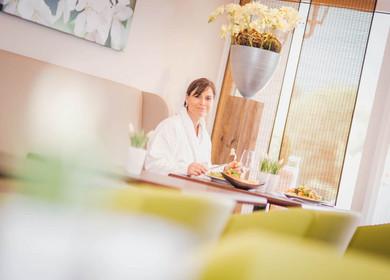 Wellness Essen im Restaurant Ringhotel Teutoburger Wald