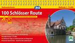Radwanderkarte 100 Schlösser Route