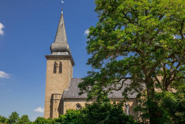 Kirche im Recker-Ortsteil Steinbeck