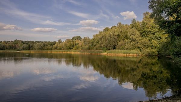 Niedringhaussee in Lotte
