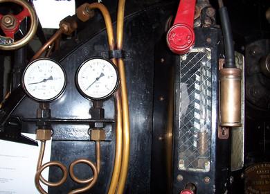 Historische Lok-Technik