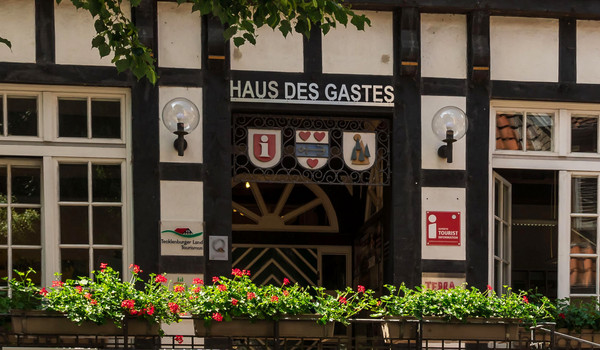 Haus des Gastes in Tecklenburg